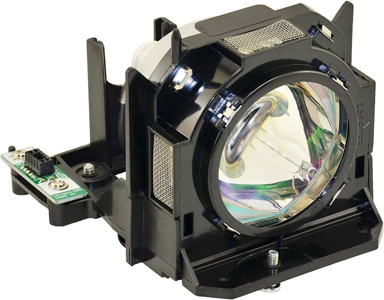 PT-DW640UL PT-DW640LS PT-DW640S PT-DX610L PT-DX610LS PT-DX610 PT-DX610S PT-DW640L PT-DW640LK Supermait ET-LAD60W Projektorlampe mit Geh/äuse f/ür PANASONIC PT-DW640