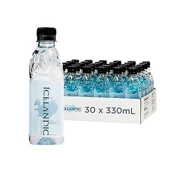 Icelandic Glacial Natural Spring Alkaline Water