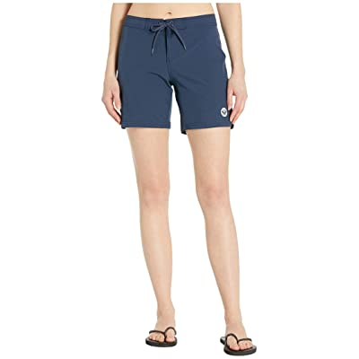 Roxy Women's to Dye 7 Inch Boardshort at Women's Clothing store