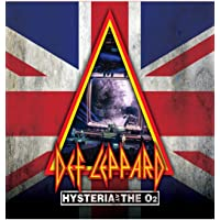 Hysteria At The O2 [Blu-ray Includes 2CD's]