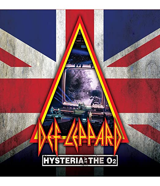 Hysteria At The O2 [Blu-ray]: Amazon.es: Def Leppard, Def Leppard: Cine y Series TV
