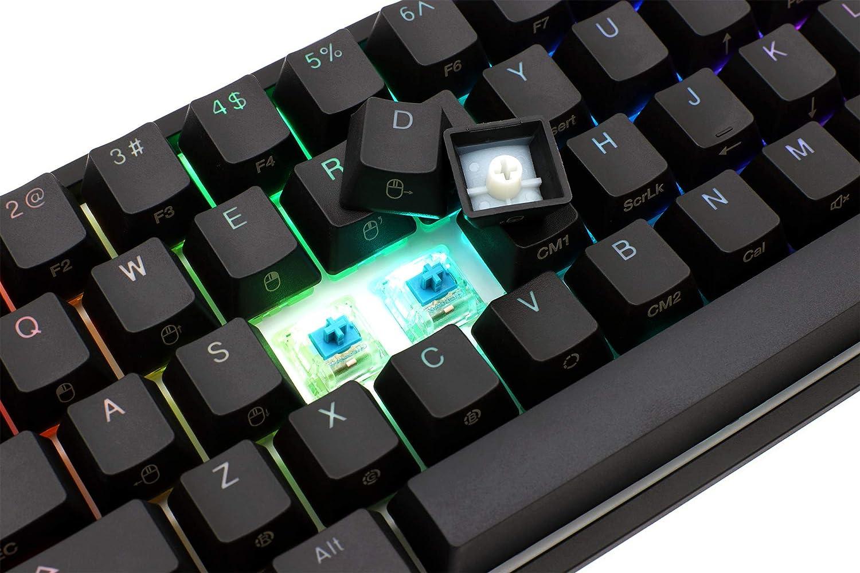 Ducky One 2 Mini Gaming, MX-Black, RGB-LED, Negro (EE.UU ...