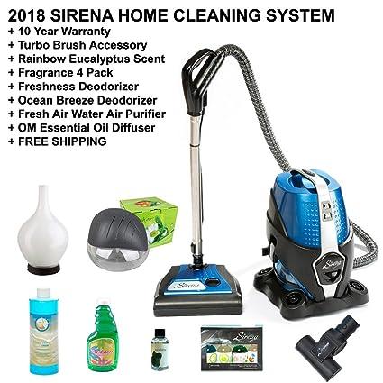 amazon com sirena 2016 new 2 speed water filtration vacuum cleaner rh amazon com
