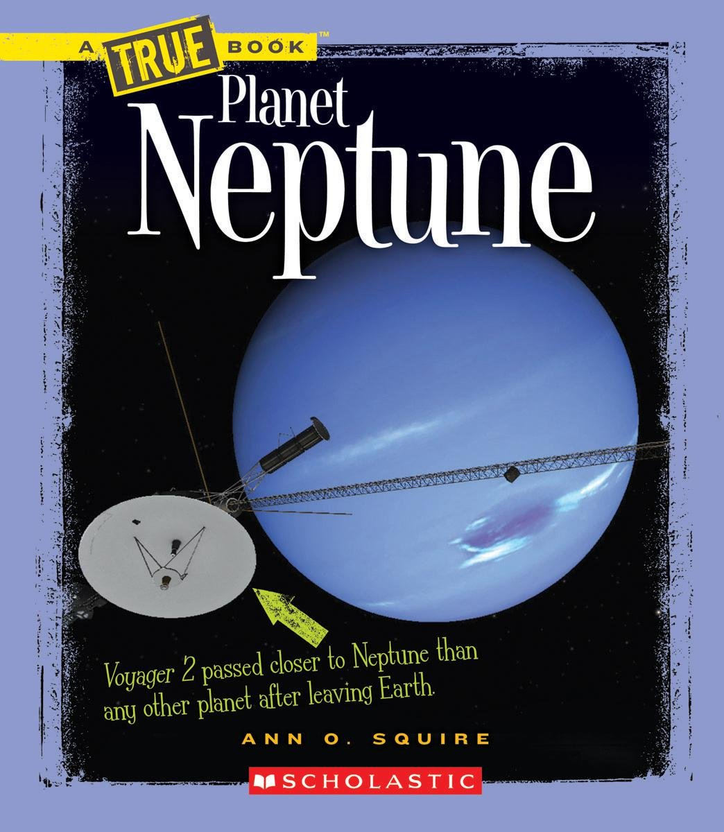 Planet Neptune (New True Books: Space (Paperback))