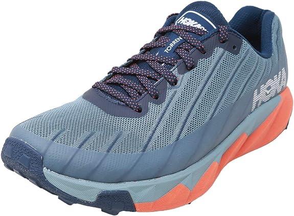 Hoka One One Hombre Torrent Textile Synthetic Entrenadores: Amazon.es: Zapatos y complementos