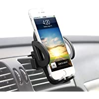 TIANYI Car Air Vent Phone Holder Car Phone Holder Universal One Touch car holder car mount Compatible for iPhone Xs X XR…