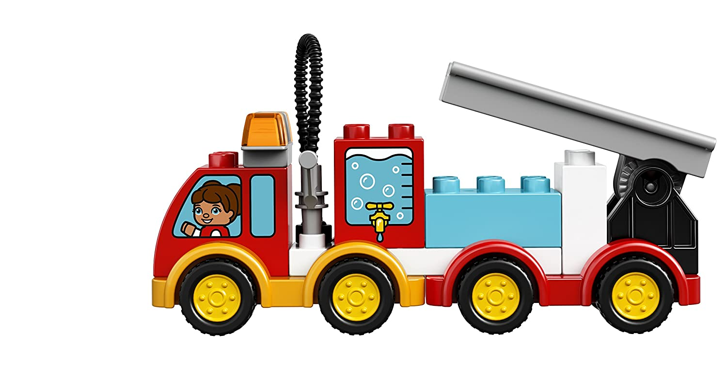 LEGO DUPLO My First Cars and Trucks 10816 Toy for 1.5-5 Year-Olds 6137257