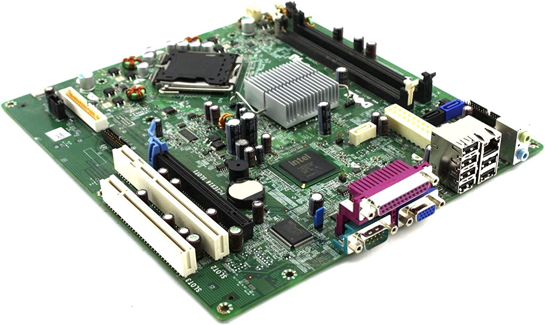 Genuine Dell Optiplex 360 System Motherboard Socket 775 0T656F T656F (Certified Refurbished)