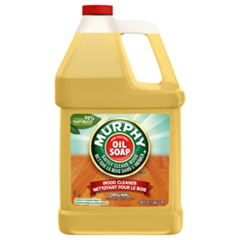 Murphys Oil Soap Uses >> Murphy Oil Soap Wood Cleaner Original Concentrated Formula Floor Cleaner Multi Use Wood Cleaner Finished Surface Cleaner 128 Fluid Ounce
