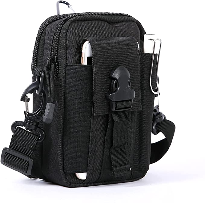 Details about  /Tactical Military Molle Pouch Pocket EDC Wallet Pack Waist Belt Bag Outdoor New