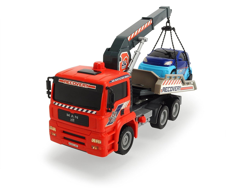 Dickie 20 380 6000 - Camión grúa, multicolor: Amazon.es: Juguetes y ...