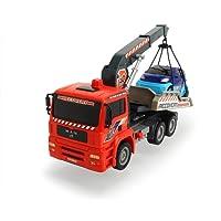 Dickie Toys - 203806000 - Crane Truck - Air Pump