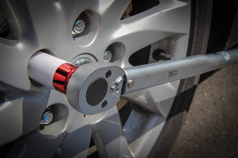 BGS Rangier-Wagenheber hydraulisch Aluminium-Stahl-Konstruktion 2,5 t Wagenheber