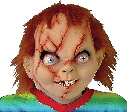 Chucky Mask Costume Accessory