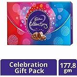 Cadbury Celebrations Gift Pack, 172gm (Assorted Chocolates)