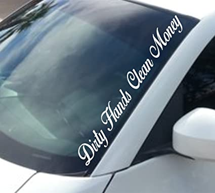 Car Decals For Money