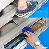 for Subaru Forester Impreza Outback Vinyl Door sill Protector White 4pcs