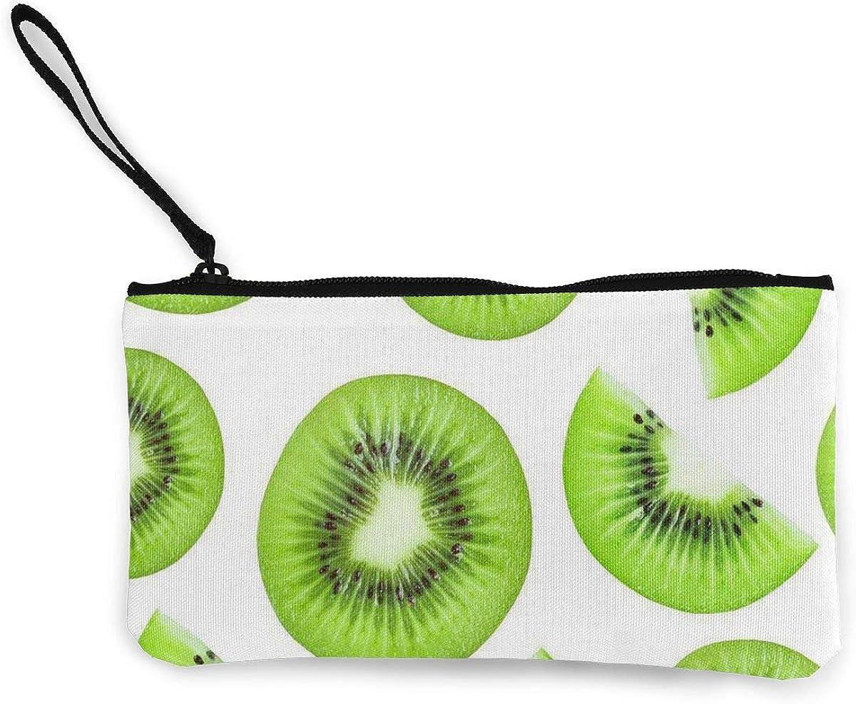 Coin Purse Kiwi Fruit Green...