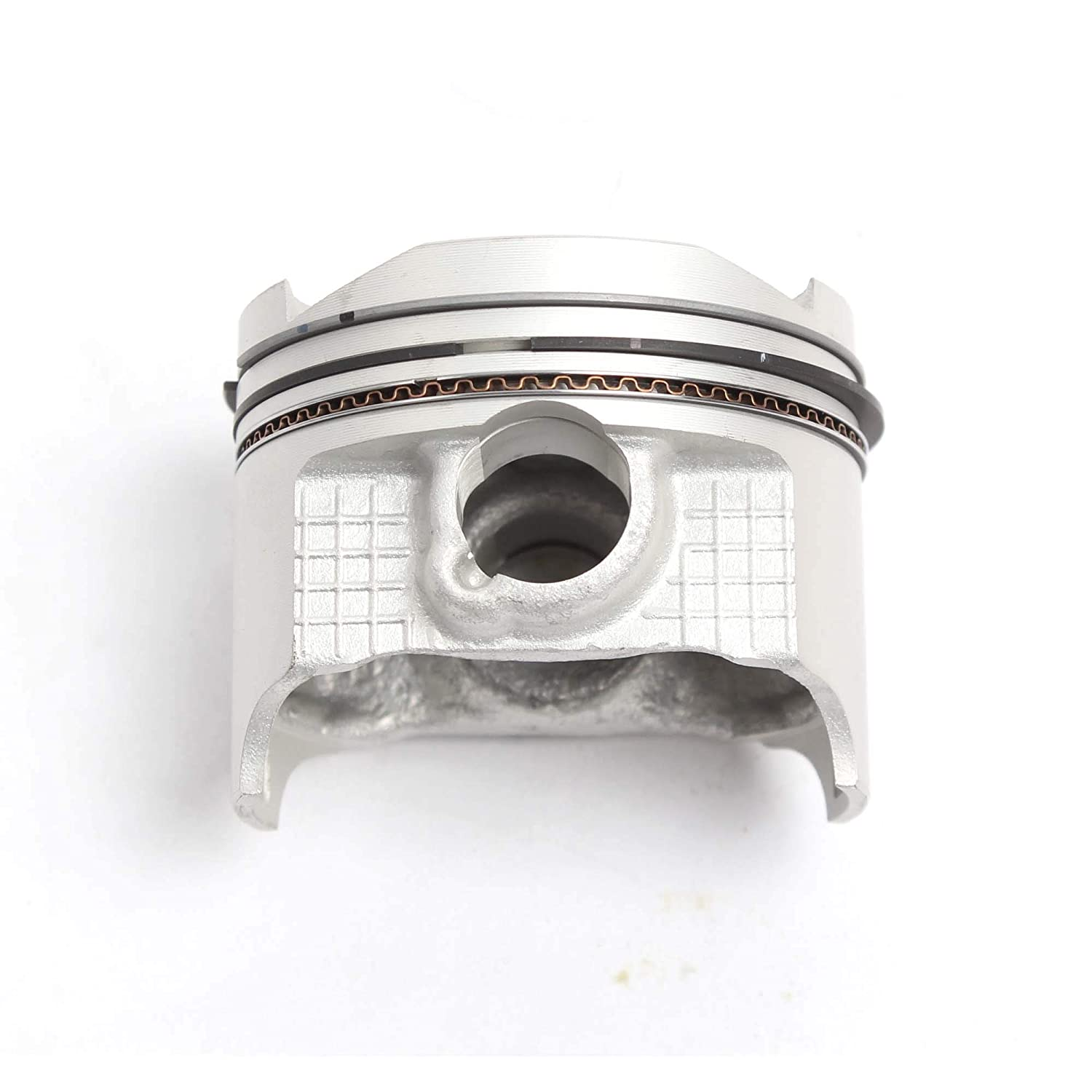 Genuine OEM Piston with Ring Assembly for Hyosung ATK UM Kasinski GT125 GT125R GT250 GT250R GV250 RT125D