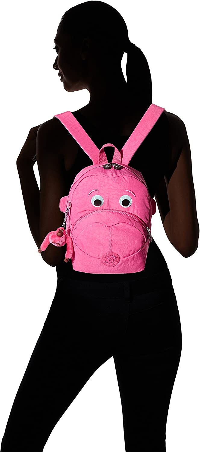 Kipling Fast Toddlers Very Small Backpack Carmine Pink