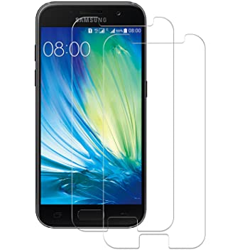 Cristal Templado Samsung Galaxy A3 2017, 2-Unidades Protector de ...