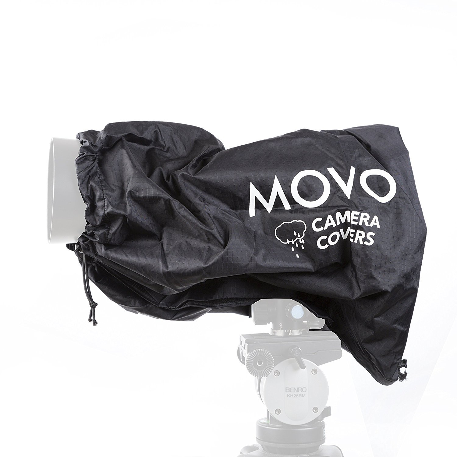 Movo CRC17 Storm Raincover Protector for DSLR Cameras, Lenses, Photographic Equipment (Small Size: 17 x 14.5) by Movo