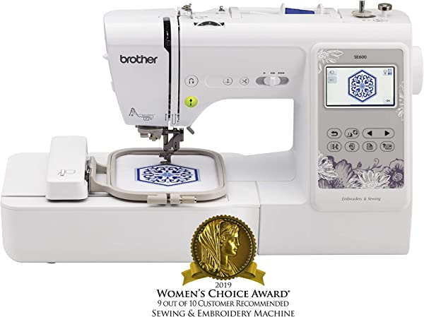 Brother SE600 Best Value Brother Sewing Machine Review