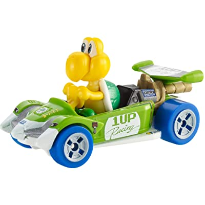 Hot Wheels Koopa Troopa Circuit Special: Toys & Games