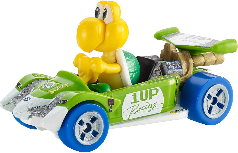 Hot Wheels GGV85 Mario Kart Koopa Troopa Circuit Special