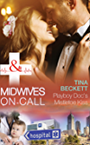 Playboy Doc's Mistletoe Kiss (Mills & Boon Medical) (Midwives On-Call at Christmas, Book 3) (English Edition)