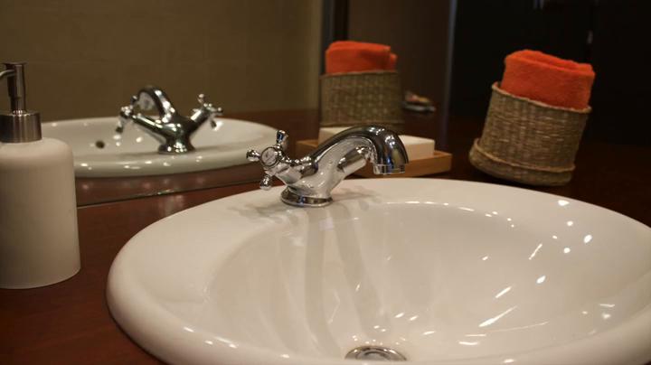 Clever With2 Antigona - Grifo lavabo bimando, apertura con 1/4 de ...