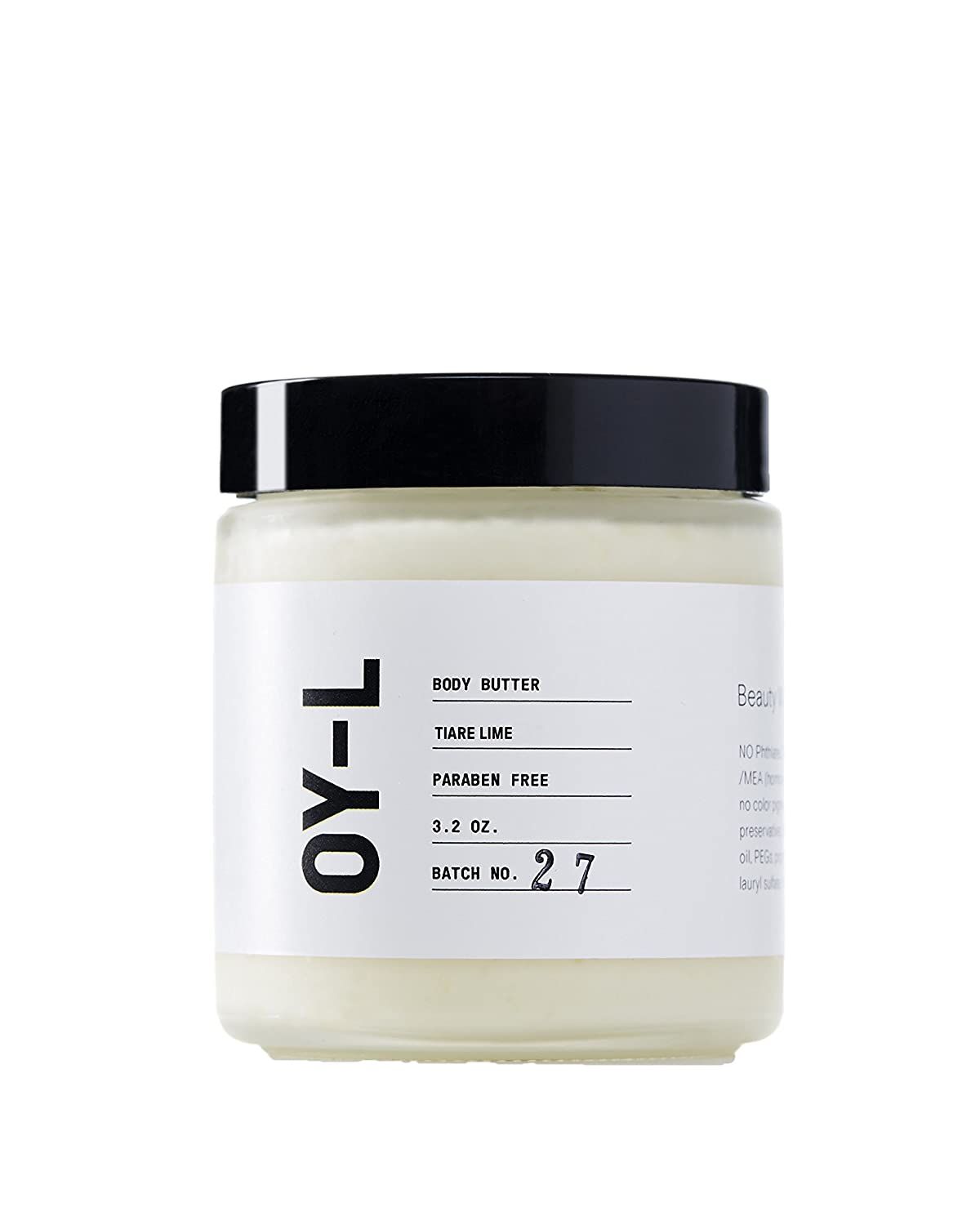 OY-L Body Butter (Tiare Lime)