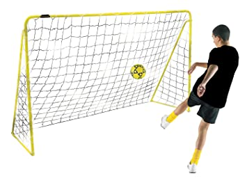Kickmaster Premier Goal Yellow Ft