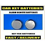 Suzuki Car Key Batteries CR1616 Alarm Remote Fob Batteries 1616