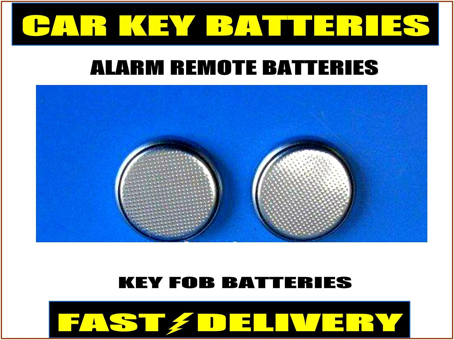 Volkswagen Car Key Batteries CR1620 Alarm Remote Fob Batteries 1620 Eunicell AG0