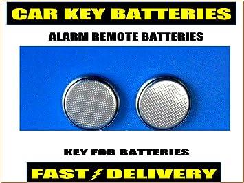 Car Key Batteries CR1632 Alarm Remote Fob Batteries 1632