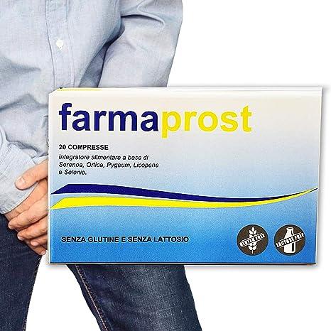 medico su la prostata farmacologia de