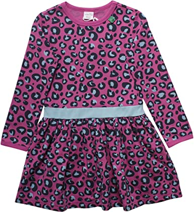 Freds World by Green Cotton Animal Dress Vestito Bambina