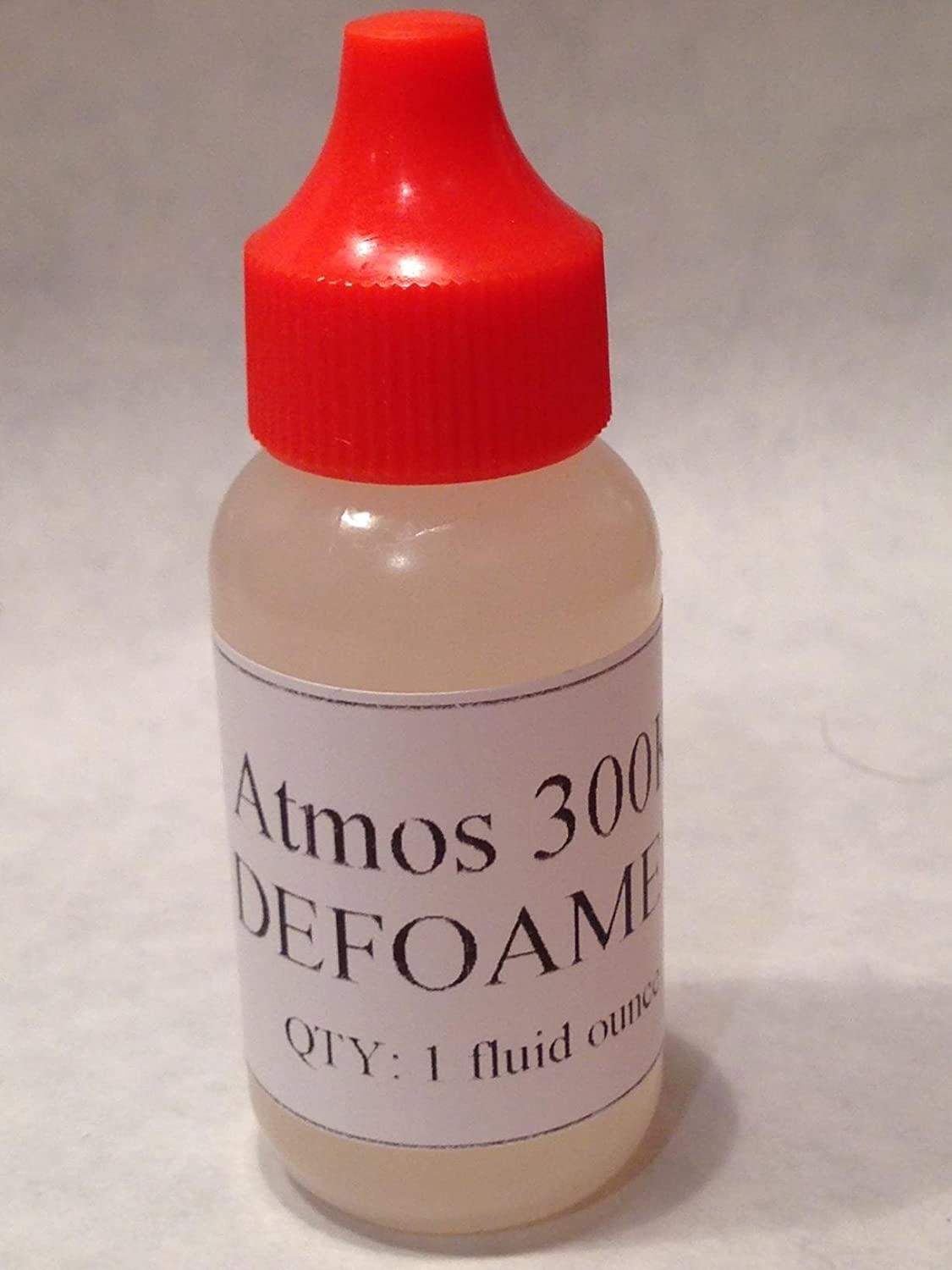 Liquid Defoamer, Atmos 300K, Food Grade, Kosher, Maple Syrup, brewing, and other applications.