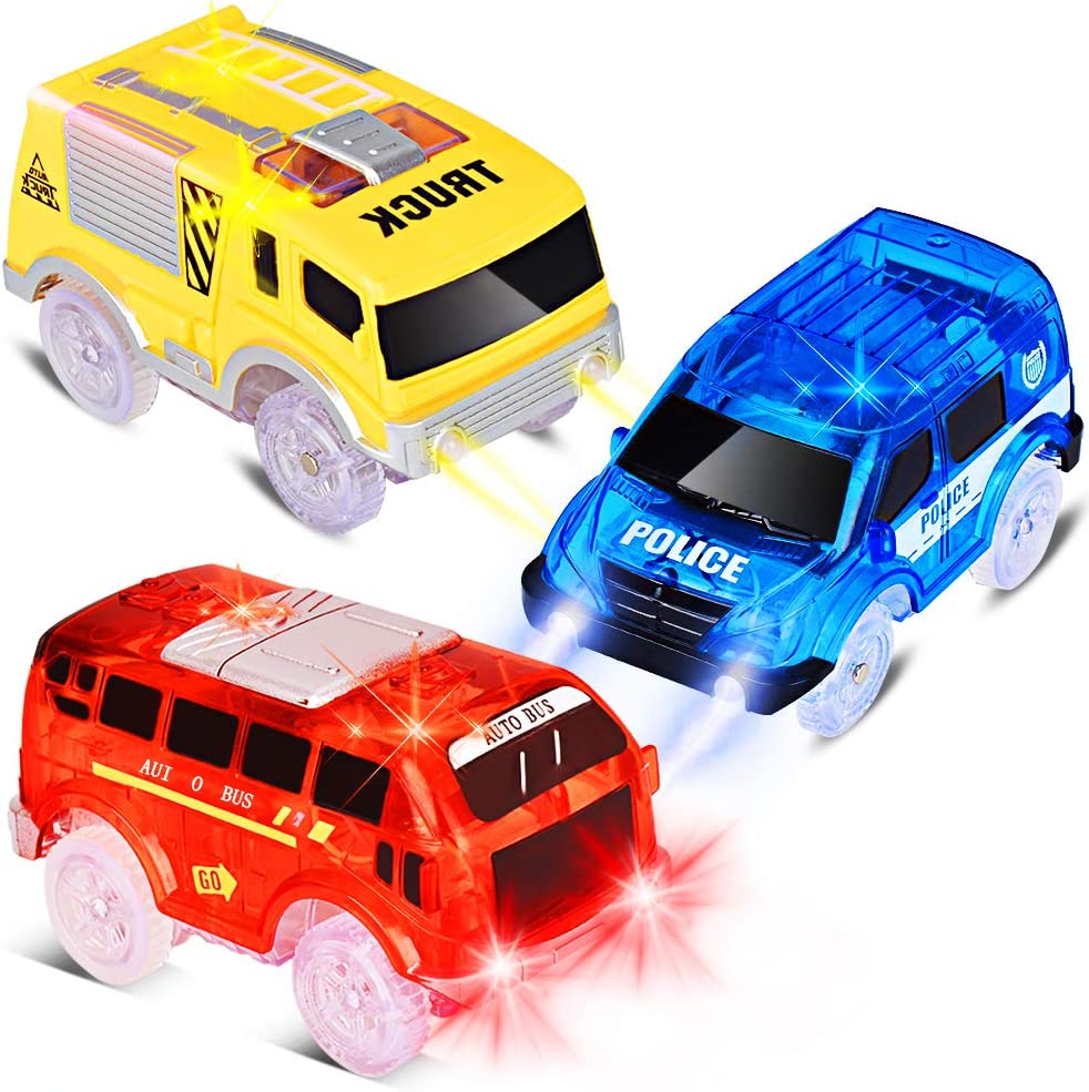 Super Fun! 1 Truck Magic Inductive Toy Work Trucks Great Gift for Kids