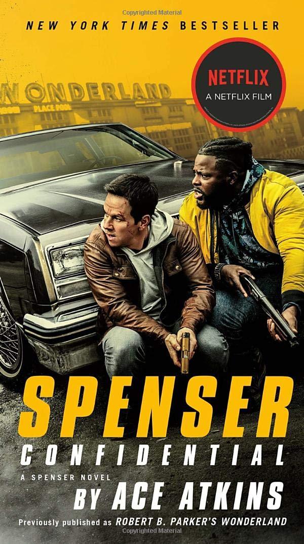Amazon Com Spenser Confidential Movie Tie In 9780593190661 Atkins Ace Books