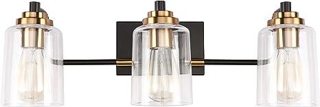Vanity Fixture Bath Light Above Mirror 4 Bright Lamps Ramp Bathroom Home Decor