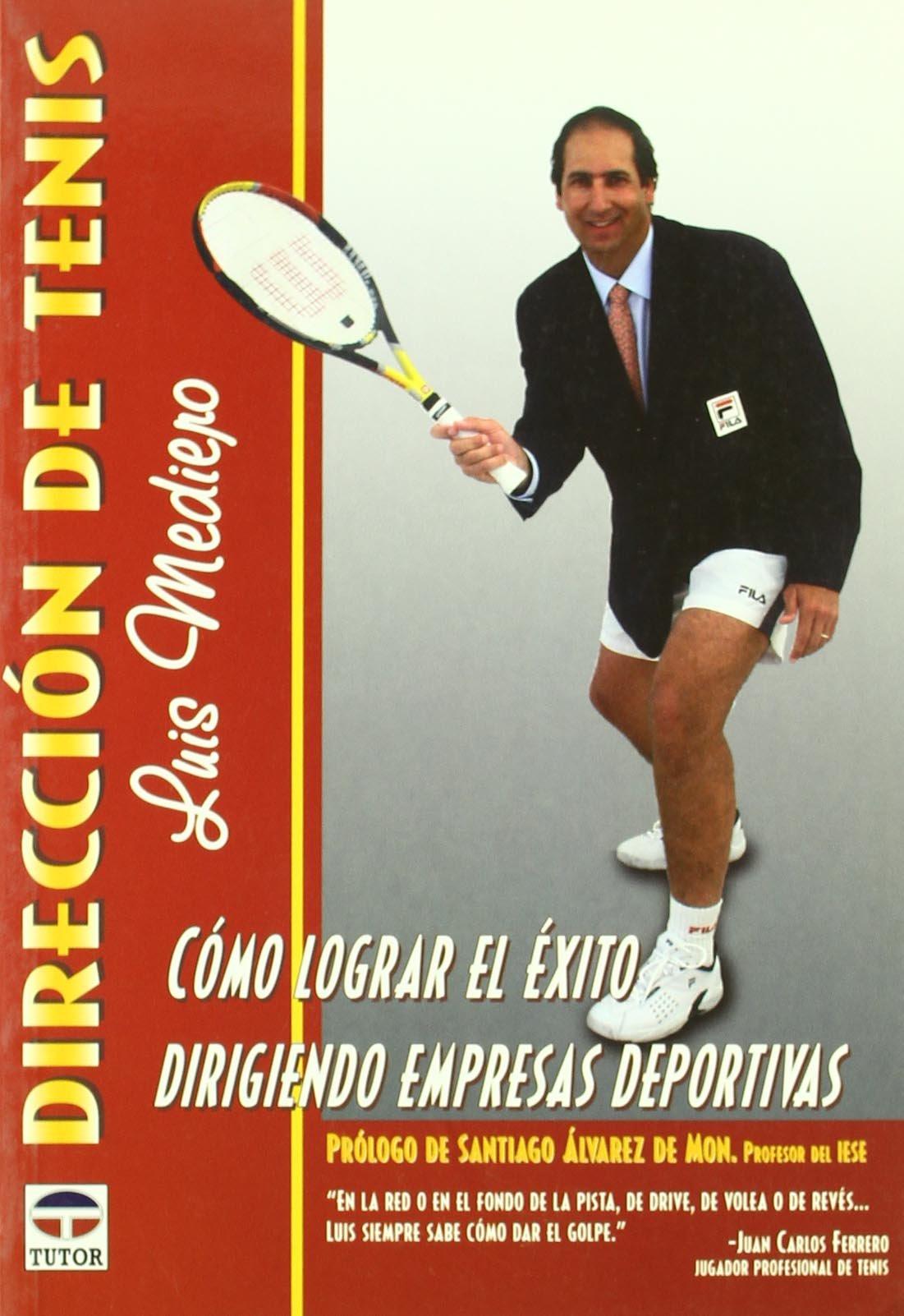 Dirección de tenis (Spanish) Paperback – January 1, 2003