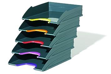 Durable 770557 - Organizador de escritorio (5 bandejas)