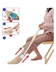 Terry Cloth Tights Sock and Stocking Dressing Aid Disability Aid for Arthritis Sufferers Essential Healthcare Medical Supply