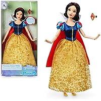 Muñeca clásica con anillo de Disney, 30 cm