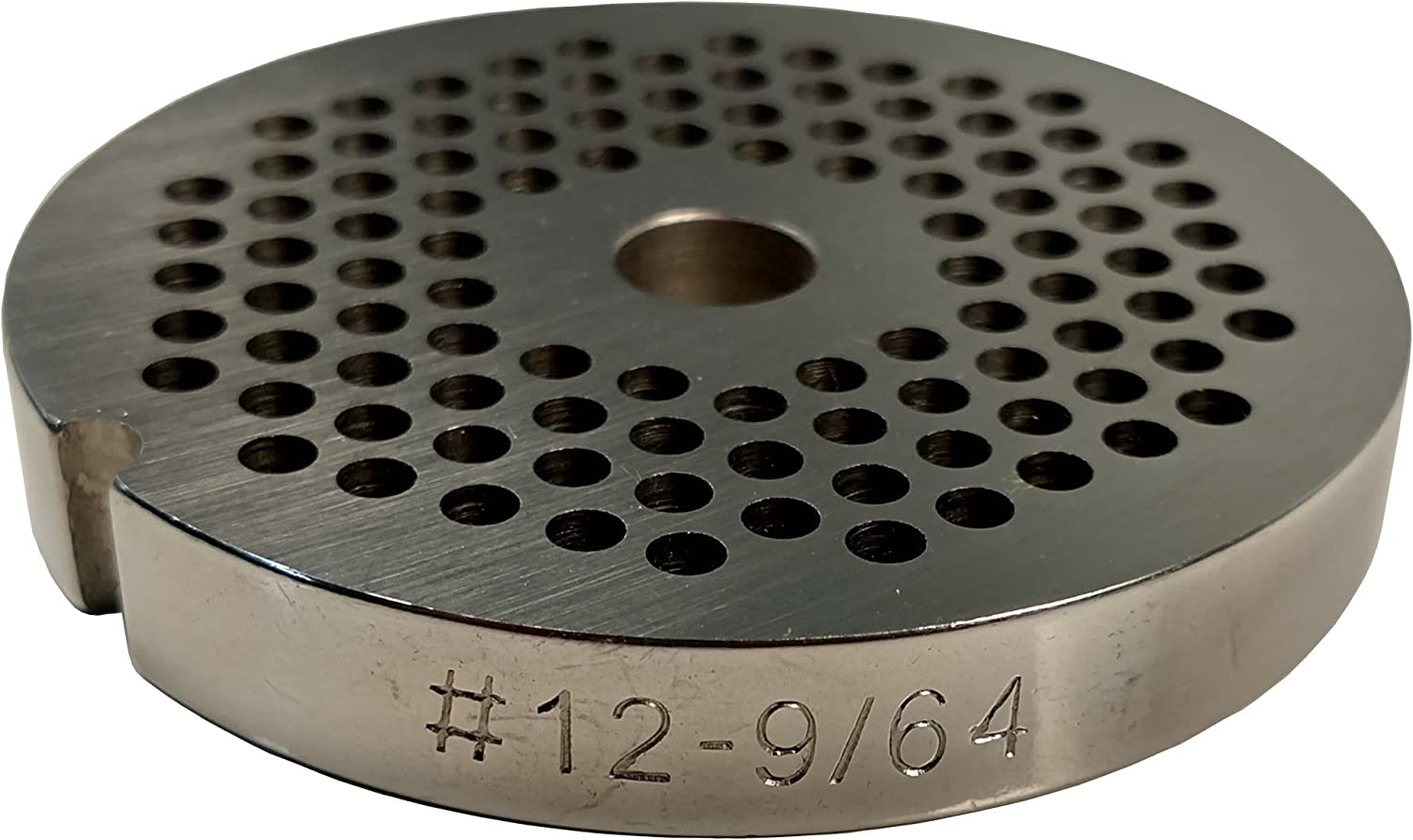 Food Service Knives #12 Meat Grinder Plate (9/64 in.)