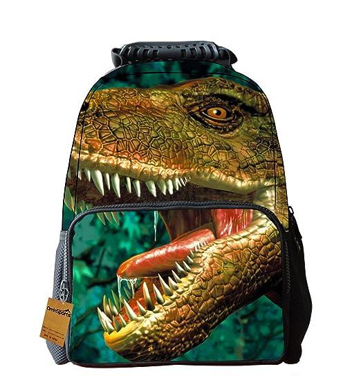 79e3d405e2a12 FANTEC Filz Stoff Schule Rucksack 3D Tier Print Cute Laptop Wandern  Daypacks 40