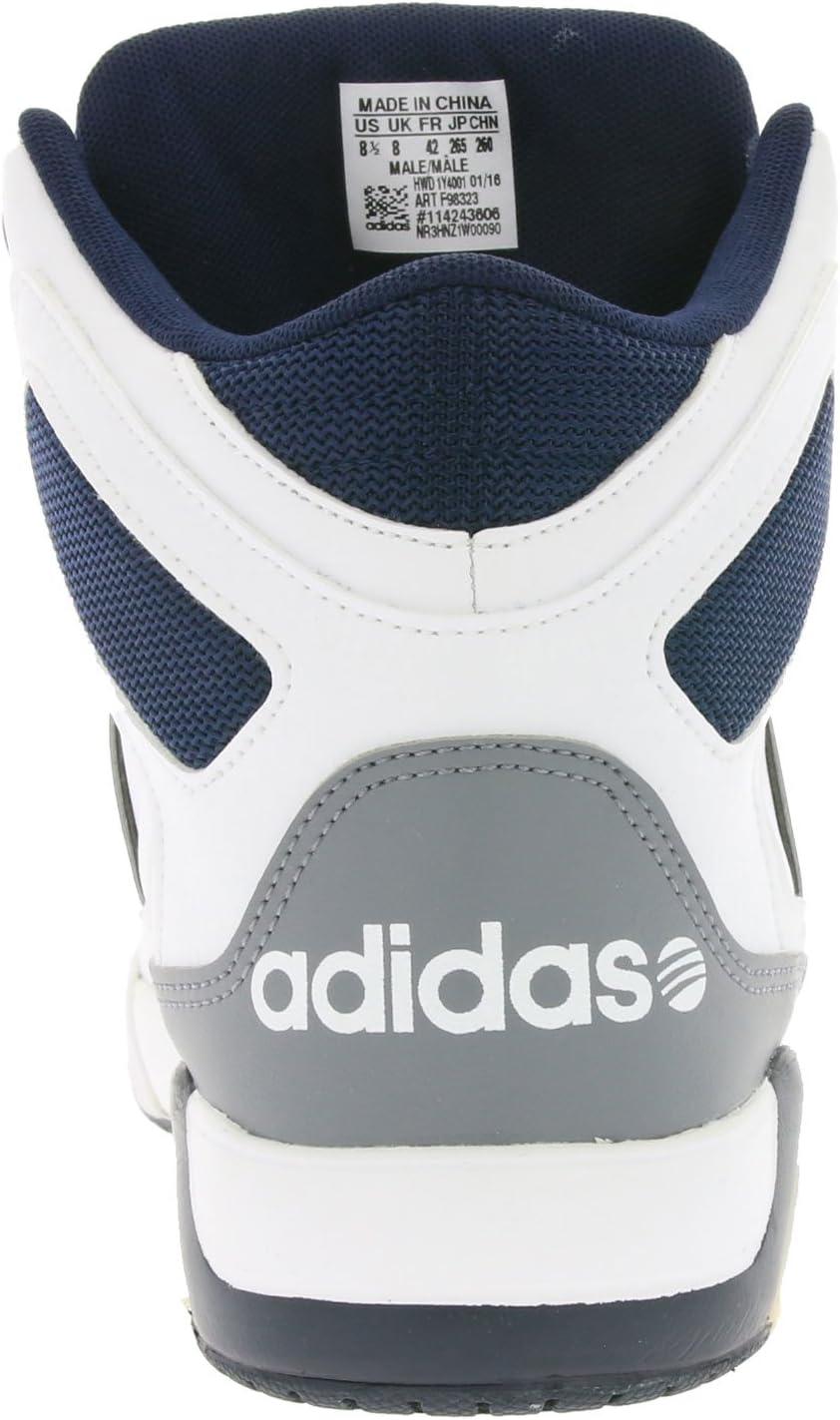 adidas neo BB9TIS MID Schuhe Herren Sneaker Sportschuhe Weiß F98323