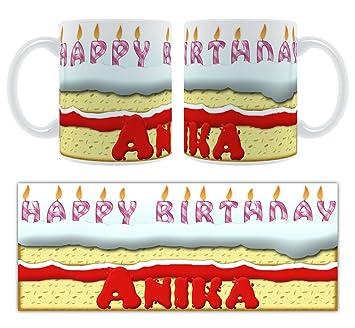 Happy Birthday Anika
